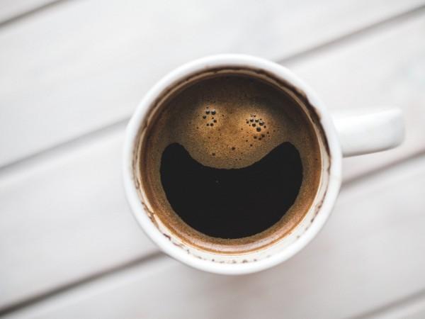 happy coffee - market
